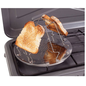Kampa Toastie Folding 4 Slice Camping Toaster CW0040-Tamworth Camping