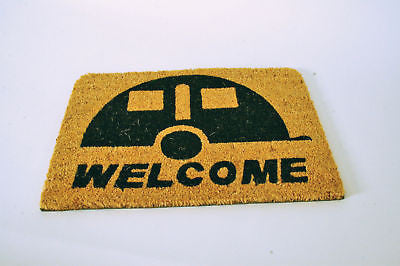 Quest Caravan Door Mat-Tamworth Camping