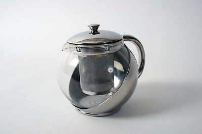 Quest Stainless Steel Tea Pot