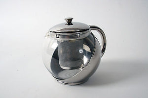 Quest Stainless Steel Tea Pot-Tamworth Camping