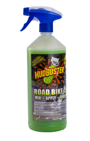 Mudbuster Bike Cleaner-Tamworth Camping