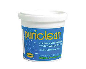 Puriclean Water Purifier 400g-Tamworth Camping