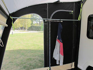 Kampa Rally Hanging Rail for Kampa Rally Caravan Porch Awnings-Tamworth Camping
