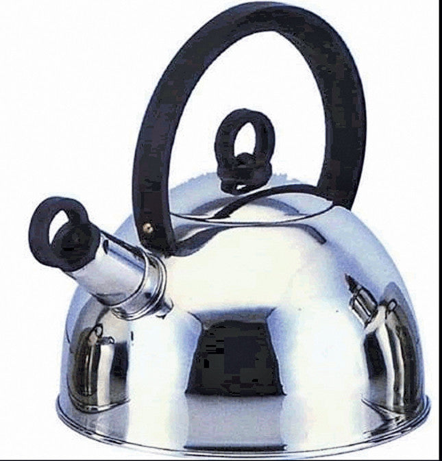 Quest 2Ltr Stainless Steel Whistling Kettle
