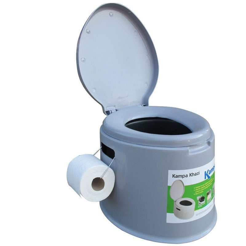 Kampa Khazi Portable Chemical Toilet