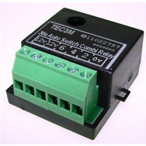 Maypole 30A Automatic Dual Charge Relay-Tamworth Camping
