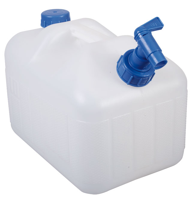 Kampa Splash 10LTR Water Carrier With Tap MPN: WC0110-Tamworth Camping