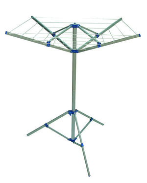 Quest Rotary 4 Arm Airer & Stand-Tamworth Camping
