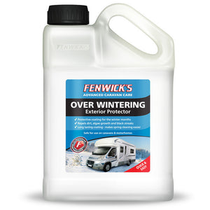 Fenwicks Overwintering Cleaner 1L-Tamworth Camping