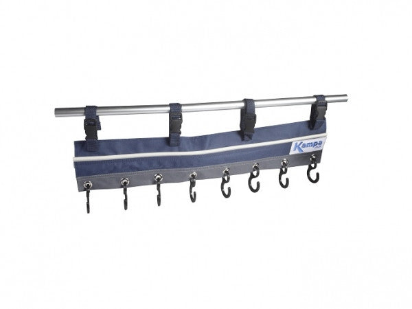 Kampa Jill 8 Hook Coat Hanger for Caravan Awnings & Tents