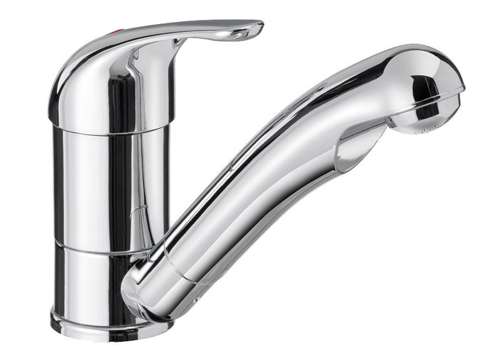 Reich KAMA single lever Caravan mixer tap Chrome 360
