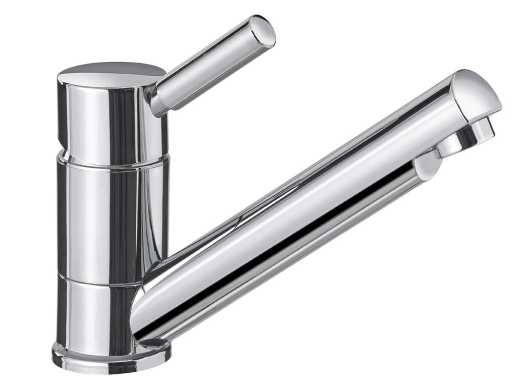 Reich TREND E Keramik Single Lever Mixer Tap (chrome)-Tamworth Camping
