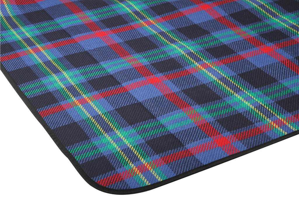 Quest Large Printed Picnic Rug 135 x 150 cm-Tamworth Camping