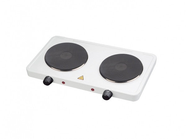 Kampa Low Wattage Double Electric Hob