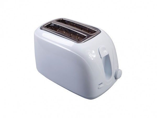 Kampa Pop Cool Touch 2 Slice Low Wattage Toaster White
