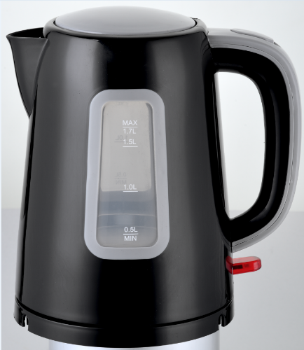 Kampa Flo Low Wattage Electric Kettle 1.7 Litre-Tamworth Camping