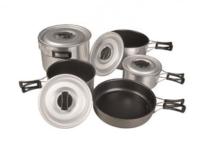 Kampa Feast Nonstick Family XL Cook Set-Tamworth Camping