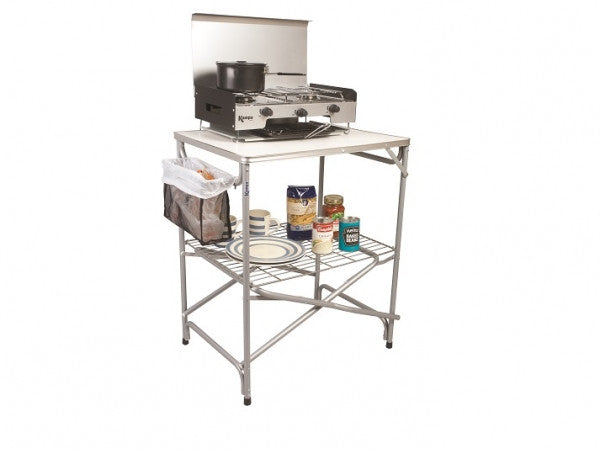 Kampa Major Field Kitchen Folding Camping Kitchen