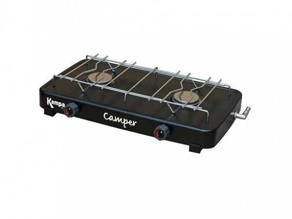 Kampa Camper Double Gas Hob