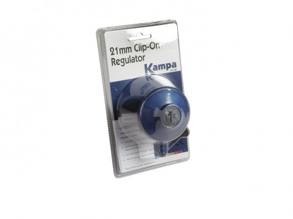 Kampa 21Mm Clip-On Gas Regulator