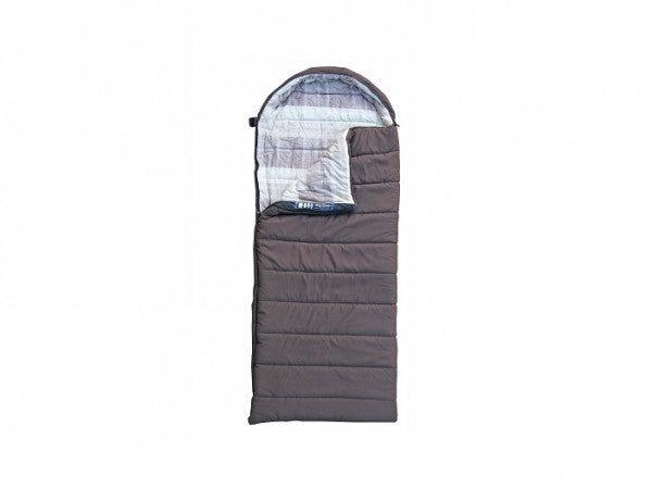 Kampa Continental Single Sleeping Bag Umber-Tamworth Camping