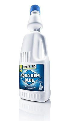 Aquakem Blue 1L Toilet Chemical-Tamworth Camping