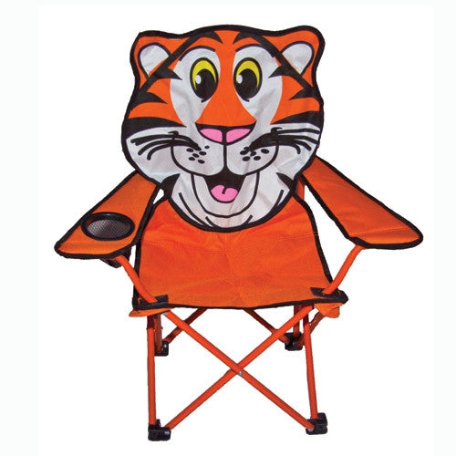 Quest Childrens Fold Away Tiger Chair