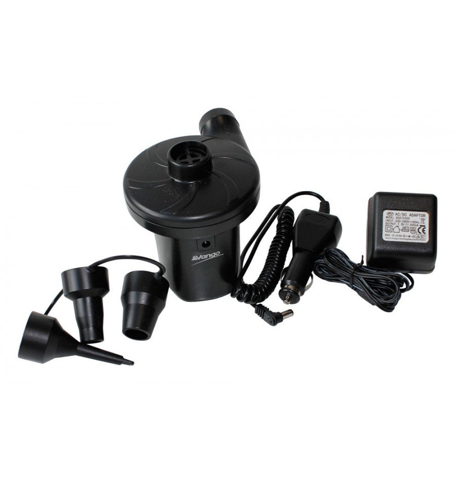 Vango Rechargeable Pump-Tamworth Camping