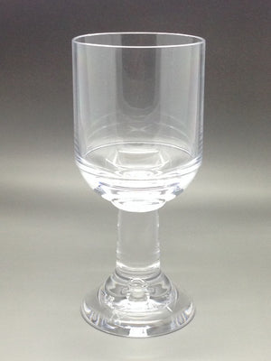 Quest Everlasting Acrylic Wine Goblet Clear 240ml-Tamworth Camping