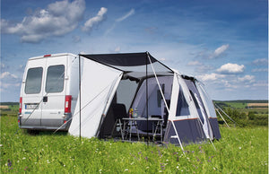 Easy Air 510 Motorhome Awning and Family Tent-Tamworth Camping