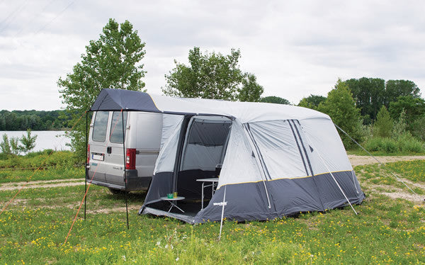 Easy Air 510 Motorhome Awning And Family Tent Tamworth