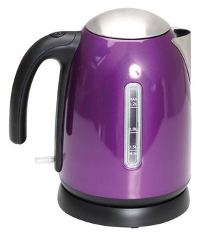 Quest 1.2L Low Wattage Stainless Steel Kettle-Tamworth Camping