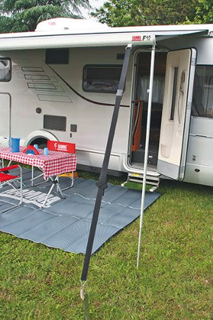 Fiamma Tie Down Kit - Black for Fiamma Awnings-Tamworth Camping
