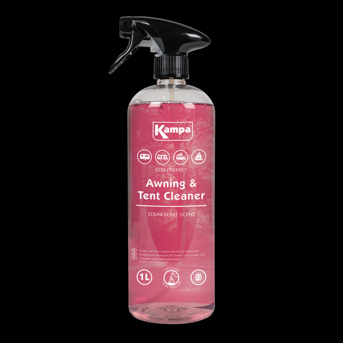 Kampa Awning & Tent Cleaner 1L Eco Friendly Biodegradable Formula