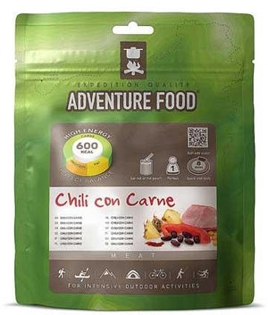 Adventure Food Chilli Con Carne - 1 Person Serving-Tamworth Camping