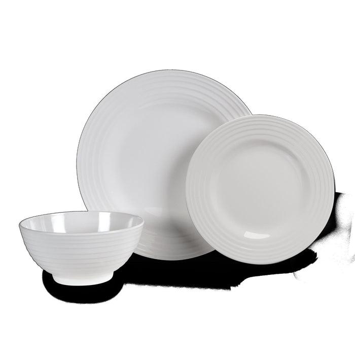 Kampa Dometic Blanco 12pc Tableware Set