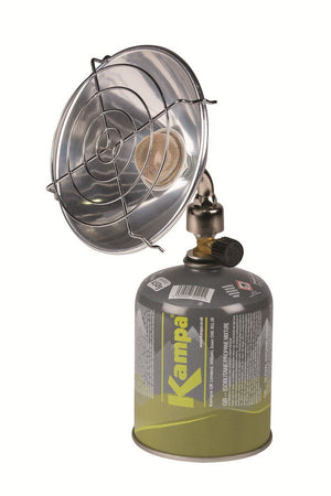 Kampa Single Parabolic Heater-Tamworth Camping