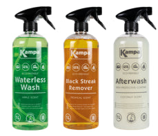 Kampa Cleaning Care Pack 3 Pack-Tamworth Camping