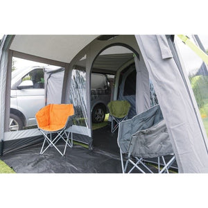 Kampa Touring AIR Drive-Away L Inflatable Campavan Awning (2018 Model)-Tamworth Camping