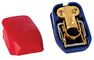 Quest Snap on Battery Terminals-Tamworth Camping