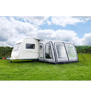 Vango Braemar III Inflatable Porch Awning 2020-Tamworth Camping