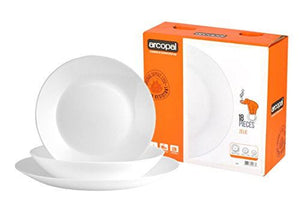 Arcapal Zelie 18 piece dinner set-Tamworth Camping