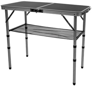 Quest SpeedFit range Cleeve folding table-Tamworth Camping