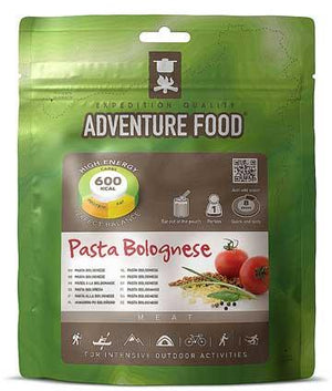Adventure Food Pasta Bolognese - 1 Person Serving-Tamworth Camping