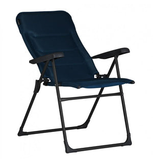 Vango Hyde Chair Tall Med Blue-Tamworth Camping