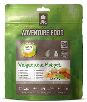 Adventure Food Vegetable Hotpot - 1 Person Serving-Tamworth Camping