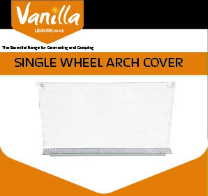 Vanilla Leisure Single Wheel Arch Cover