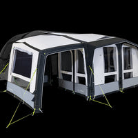 Left Extension for Kampa Dometic Club AIR All-Season-Tamworth Camping