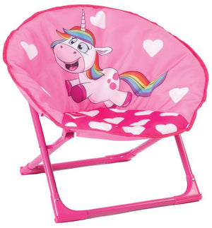 Quest Kids Unicorn Moon Chair-Tamworth Camping