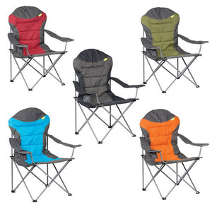 Kampa Xl High Back Chair-Tamworth Camping